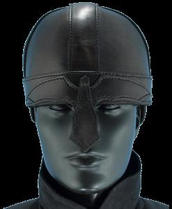 Warriors Leather Helmet