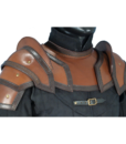 Shoulder Armour with Neck Guard 2