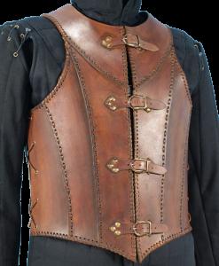 Veterans Leather Armour