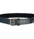 Leather Ring Belt 2