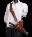 Pirate Baldric