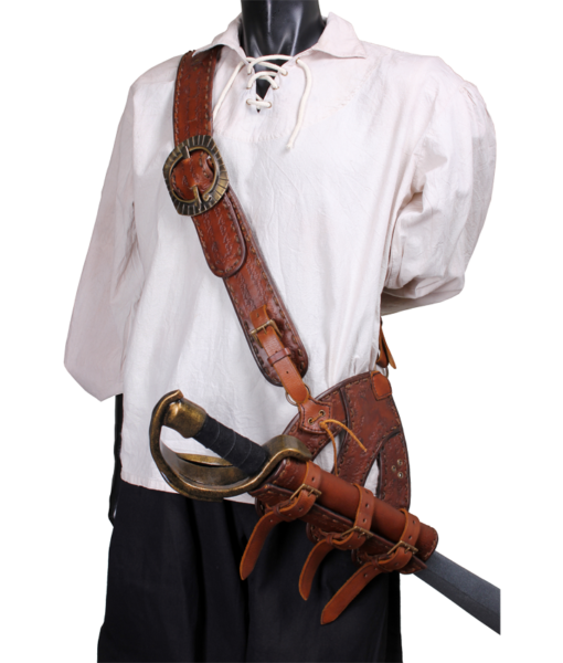 Pirate Baldric 1