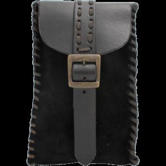 Merchant Suede Bag