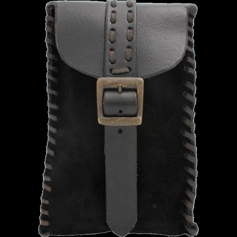 Merchant Suede Bag 1