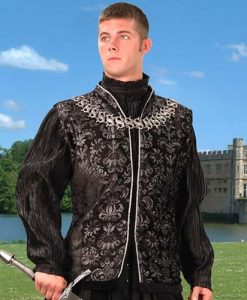 Lord of Essex Long Vest