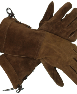 Suede Swordsman Gloves