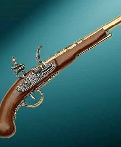 English Dueling Pistol