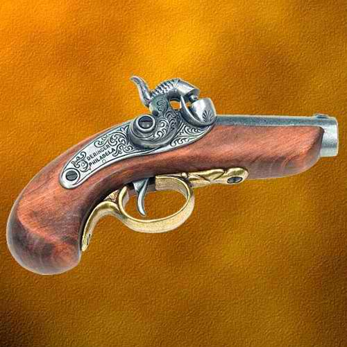 Philadelphia Derringer Dummy Gun 1