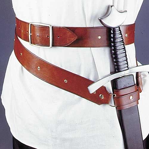 Medieval Double Wrap Belt 1