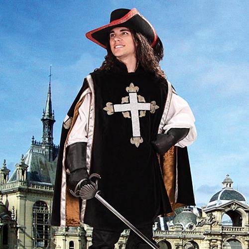 Royal Musketeer Tabard 1