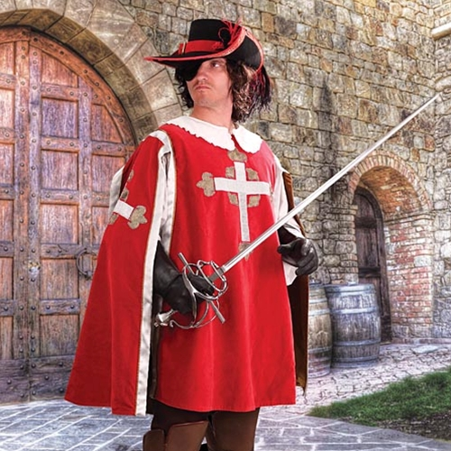 The Cardina's Guard Tabard 1