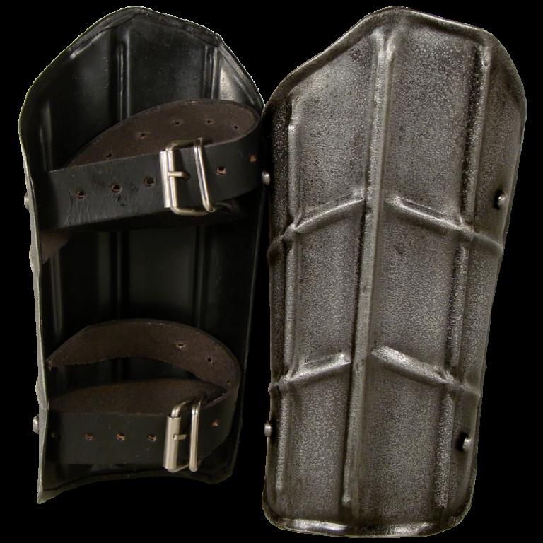 Dark Drake Steel Arm Bracers 1