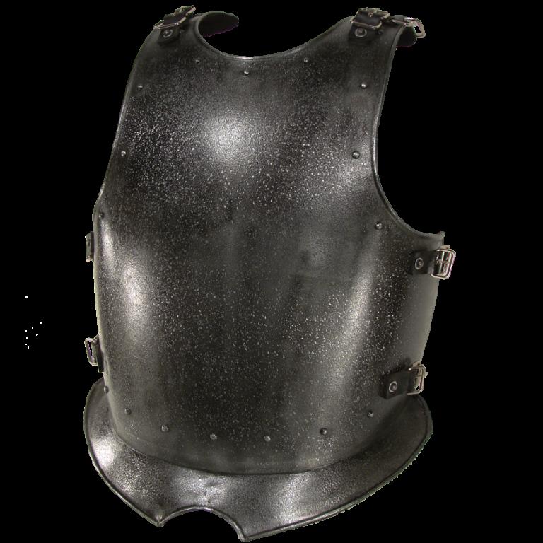 Breastplate Dark Warrior – Epic Dark – Size Large 1