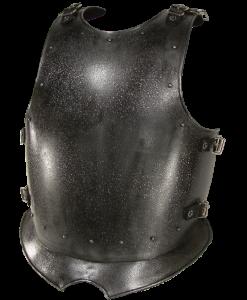 Breastplate Dark Warrior - Epic Dark - Size Medium