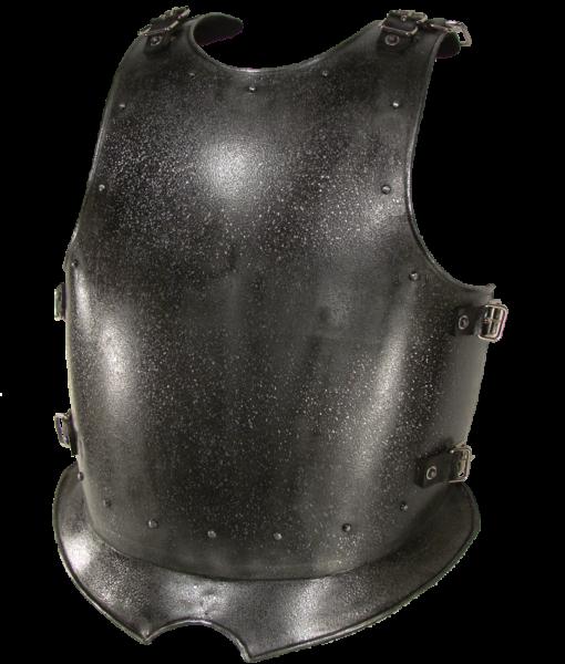 Breastplate Dark Warrior – Epic Dark – Size Medium 1