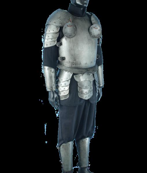Dark Warrior Complete Armour Package – Size Medium 1