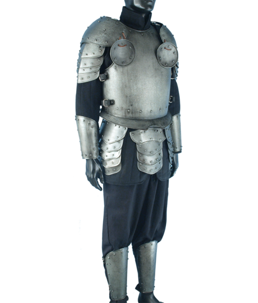 Dark Warrior Complete Armour Package – Size Small 1
