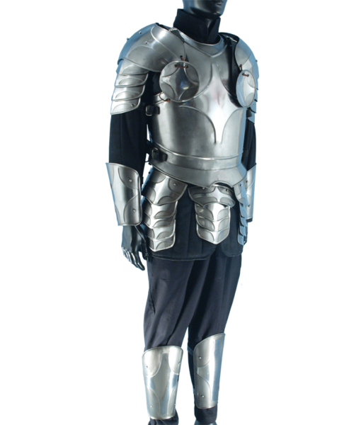 King Complete Armour Package – Size Medium 1