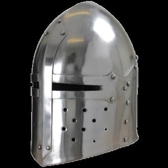Steel Sugar Loaf Helmet
