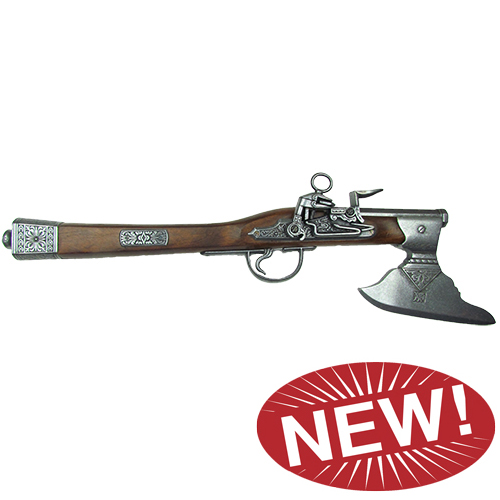 Axe Pistol – German 17th Century Non-Firing Replica 1