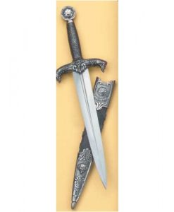 King Arthur Dagger With Scabbard