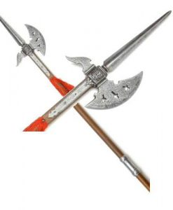 Halberd Swiss 17TH Century.