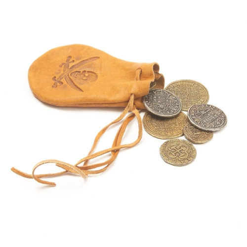 Pirate Doubloon Set 1