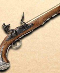 George Washington Flintlock Pistol