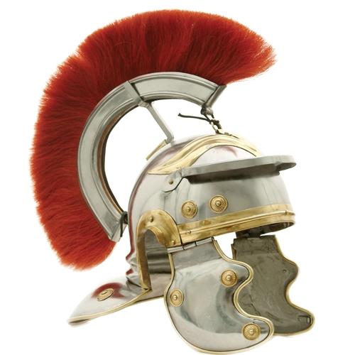 Deluxe Replica Roman Centurion Helmet 1