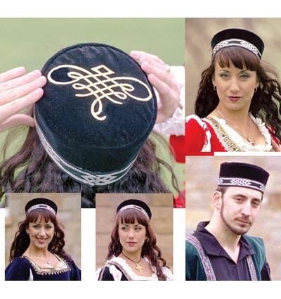 Flemish Pill Hat 1