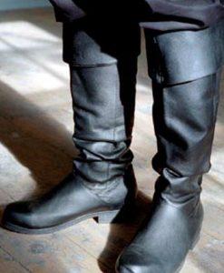 Mens Knee Boot