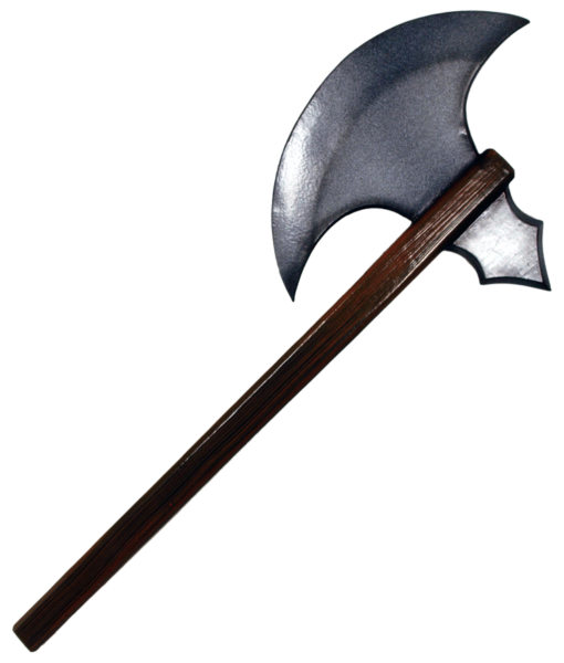 Ready for Battle Broad Axe 1