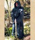 Monk Robe and Hood 2