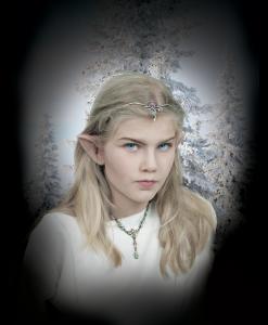 Epic Effect Small Elven Ears Prosthetic