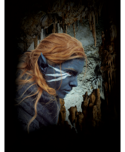 Epic Effect Dark Elf Ears Prosthetic