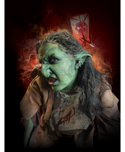 Epic Effect Orc Ears Prosthetic