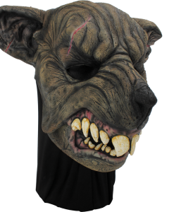 Brown Were-Rat Mask