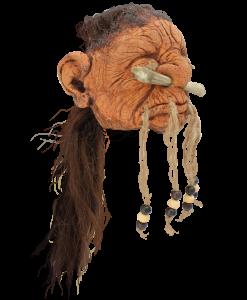 Human Shrunken Head