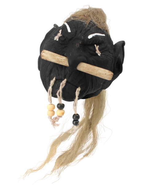 Dark Elf Shrunken Head 1