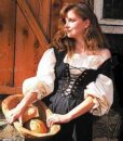Country Maid Skirt w/ Bodice