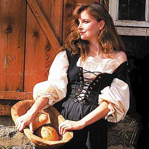Country Maid Skirt w/ Bodice 1