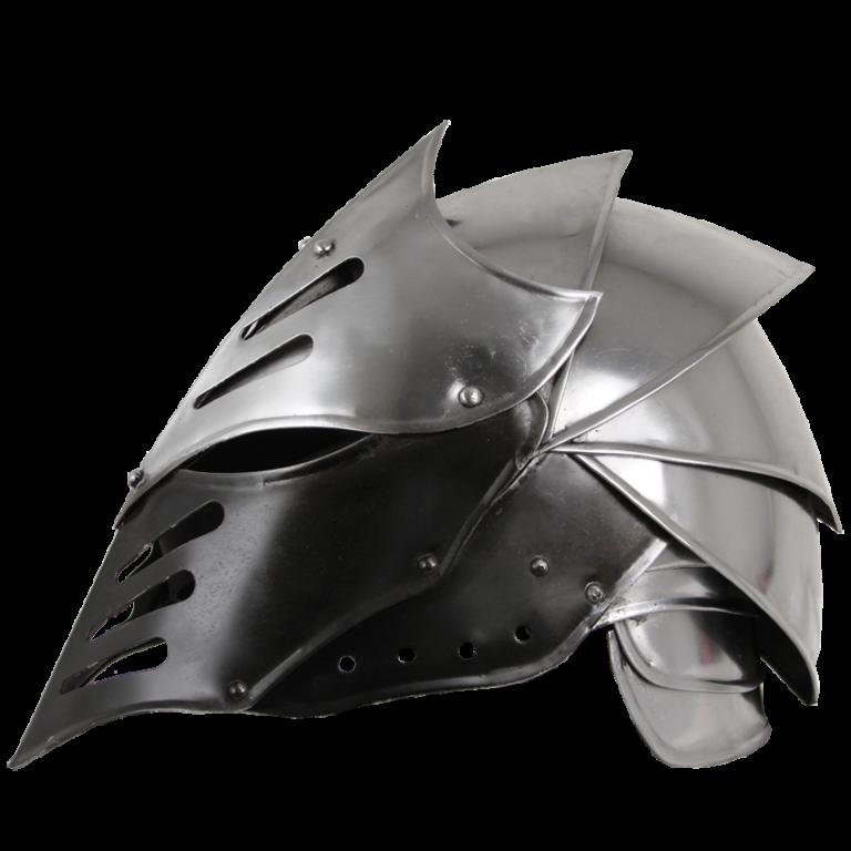 Black Ice Helmet 1