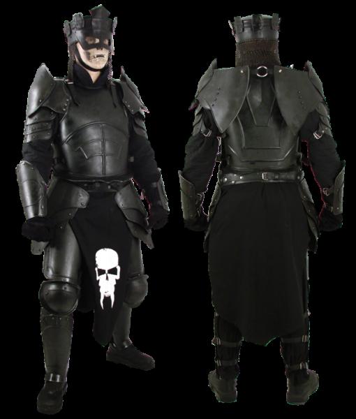 ConQuest Undead Complete Armour Set 1