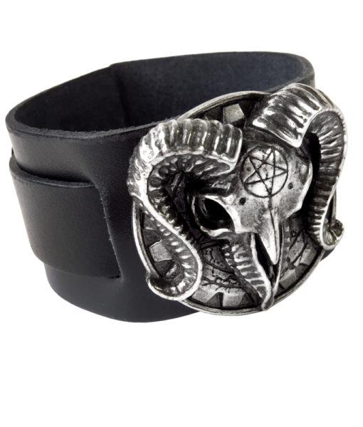 Gears of Aiwass Wrist Strap 1