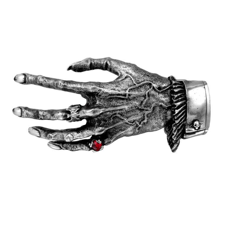 Nosferatu's Hand Buckle 1