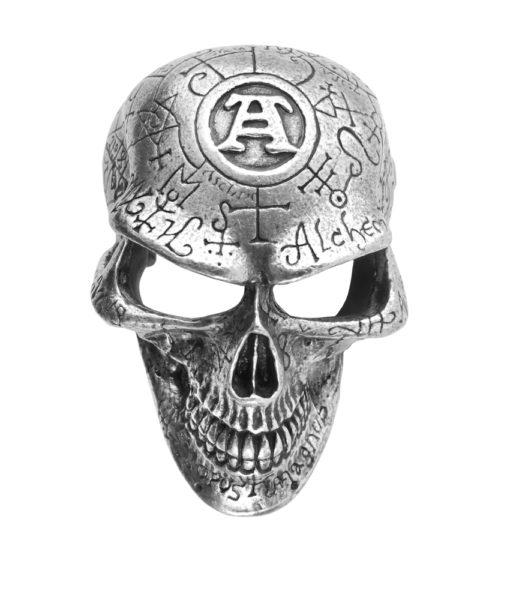 Omega Skull Buckle 1
