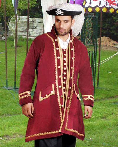 Captain Easton Coat 1