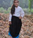 Girls Double-Layer Skirt 2