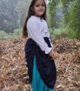 Girls Double-Layer Skirt 3