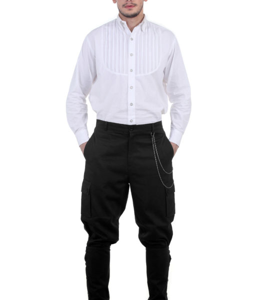 Airship Pants Trousers -Black 1